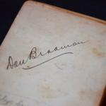 Rare Signature Collection